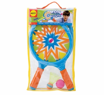 Alex Toys <br />Wow Boom Outdoor Rackets