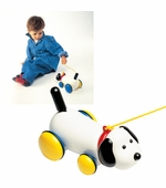 Ambi Toys <br />Max Pull Along Dog