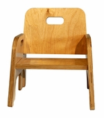 "Anatex <br />10"" Seat Height Stacking Chair"