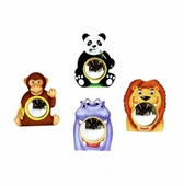 Anatex <br />Animal Friends Wall Mirrors (Set of 4)