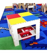 Anatex <br />Building Block Activity Table