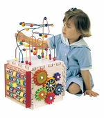 Anatex <br />Deluxe Mini Play Cube