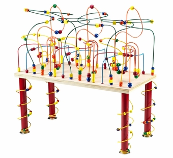 Anatex <br />Jungle Rollercoaster Table
