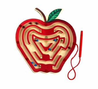 Anatex <br />Magnetic Apple Maze
