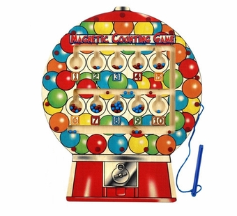 Anatex <br />Magnetic Gumball Counting Game