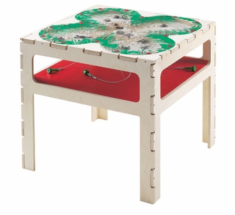 Anatex <br />Magnetic Sand Bug Life Table