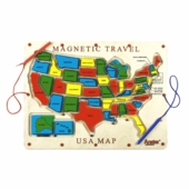 Anatex <br />Magnetic Travel USA Map