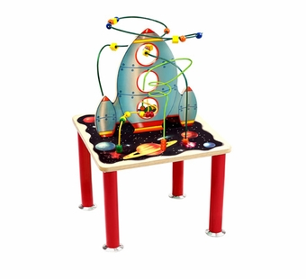 Anatex <br />Space Shuttle Rollercoaster Table
