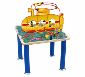 Anatex <br />Submarine Rollercoaster Table