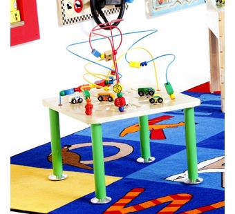 Anatex <br />Traffic Jam Rollercoaster Table