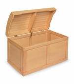 Badger Basket <Br />Barrel Top Toy Chest