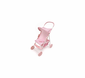Badger Basket Doll Furniture <br />Folding Doll Umbrella Stroller