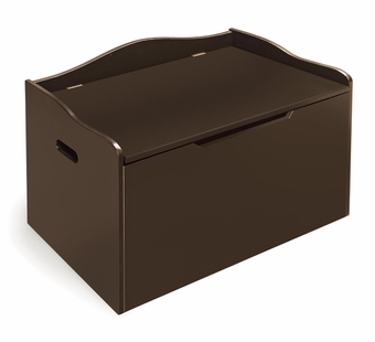Badger Basket <Br />Espresso Bench Top Toy Box