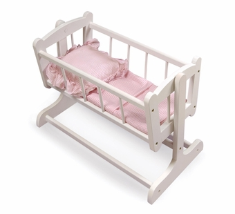 Badger Basket <Br />Princess Collection Heirloom Doll Cradle