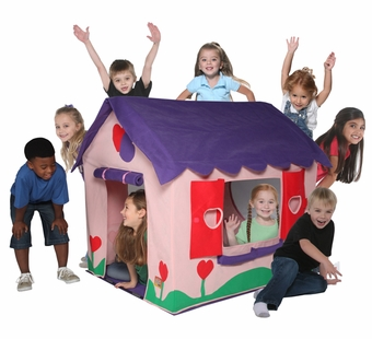 Bazoongi <br />Dollhouse Play Structure