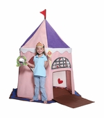 Bazoongi <br />Fairy Princess Castle Play Structure