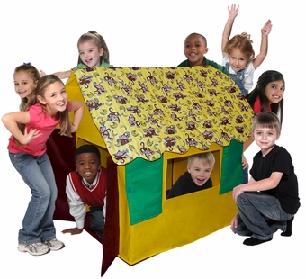 Bazoongi Kids <br />Kids Going Bananas Monkey Playhouse