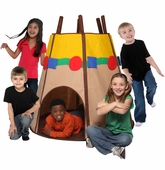 Bazoongi <br />Special Edition Tee Pee Play Structure