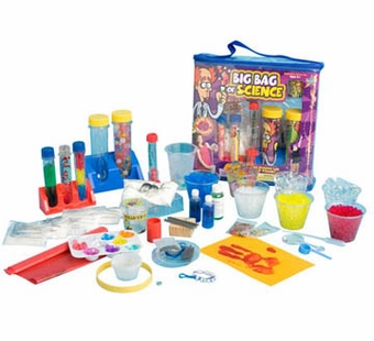 Be Amazing Toys <br />Big Bag of Science Kit