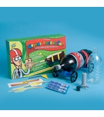 Be Amazing Toys <br />Geyser Rocket Car Science Kit