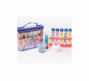 Be Amazing Toys <br />Test Tube Wonders Science Kit