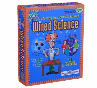 Be Amazing Toys <br />Wired Science Kit