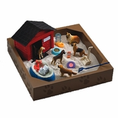 My Little Sandbox Doggie Day Camp Playset