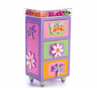 Bead Bazaar <br />Bead Chest Daisy Kit
