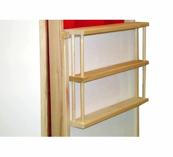 Beka <br />3-Tiered Theater Shelf Unit