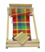 "Beka <br />Beginner's Loom: 10"" Weaving Loom"