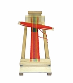 "Beka <br />Beginner's Loom: 4"" Weaving Loom"