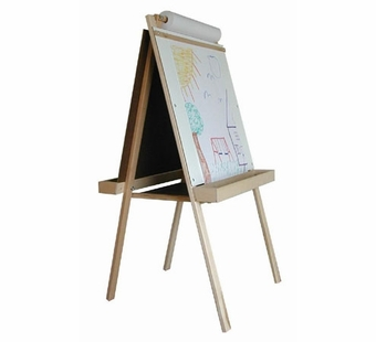 Beka <br />Chalk and Marker Art Easel