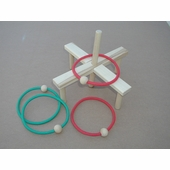 Beka <br />Ring Toss Game with 4 rings