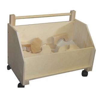 Beka <br />Toy Chest on Wheels