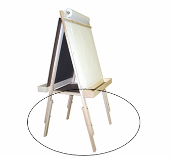 Beka <br />Ultimate Easel Leg Extension Kit