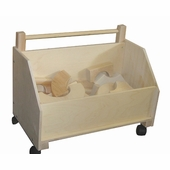 Beka <br />Wooden Deluxe Toy Wagon