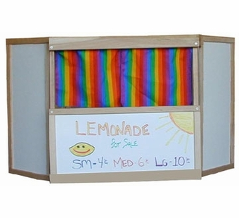Beka <br />Wooden Tabletop Puppet Theater