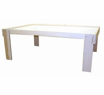 Beka <br />Wooden Train Table with Top