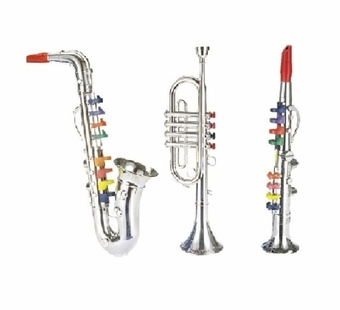 Bontempi <br />Musical Toy 3 Pack