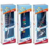 Bontempi <br />Musical Toy Tri-pack <br />Trumpet / Saxophone / Clarinet