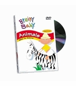 Brainy Baby <br />Animals DVD