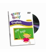 Brainy Baby <br />English DVD
