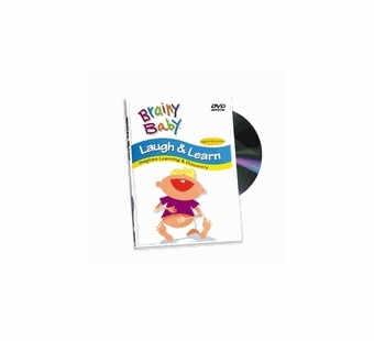 Brainy Baby <br />Laugh & Learn DVD