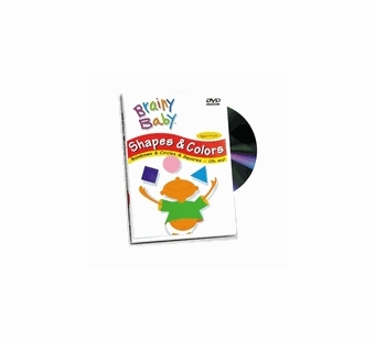 Brainy Baby <br />Shapes & Colors DVD