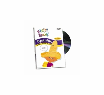 Brainy Baby <br />Spanish DVD