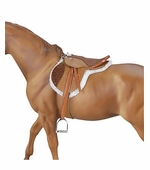 Breyer <br />Devon Hunt English Saddle #2464
