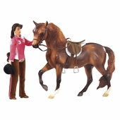 Breyer <br />Let's Go Riding English #1409