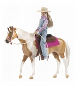 Breyer <br />Let's Go Riding Western #1410