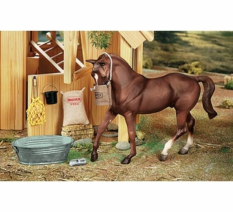Breyer <br />Stable Feed Set #2486