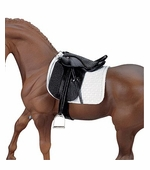Breyer <br />Stoneleigh II Dressage Saddle #2465